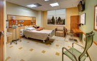 Med Surg Patient Room